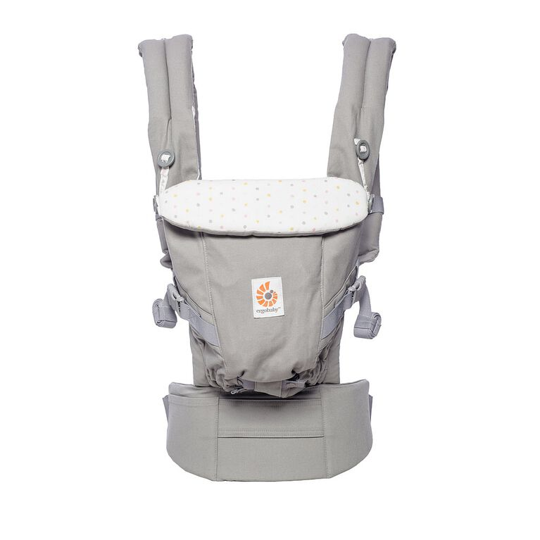 Ergobaby Adjustable Adapt Baby Carrier Confetti Babies