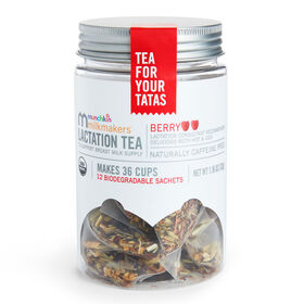 E-Milkmakers Lactation Tea- Berry