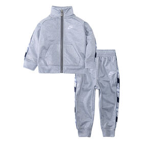 Nike 2pc Tricot Track Set - Grey, 18 Months