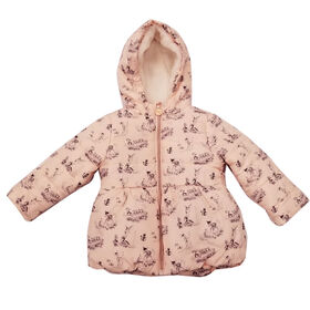 Baby Girl Bambi Puffer Jacket 24 Months