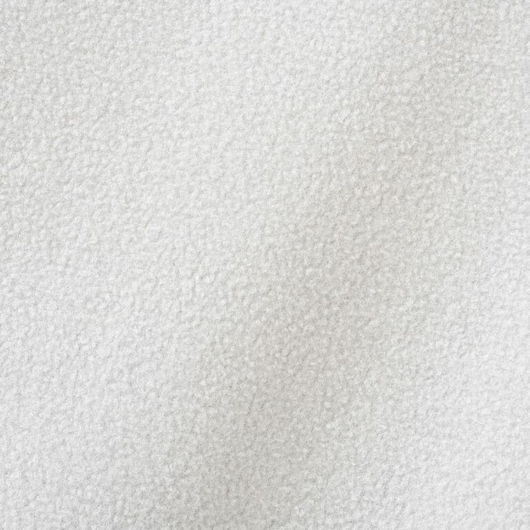 Sac de nuit SleepSack de HALO - Gris uni - Laine polaire - Très grand.