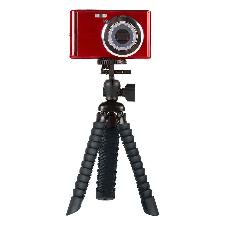 Large Rubberized Spider Tripod