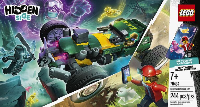 LEGO Hidden Side Supernatural Race Car 70434