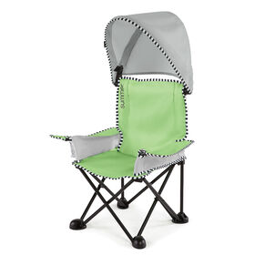 Summer Pop 'n Sit SE Big Kid Chair/Siège pour grand-Sweet Life Edition - Vert pomme - Summer Infant.