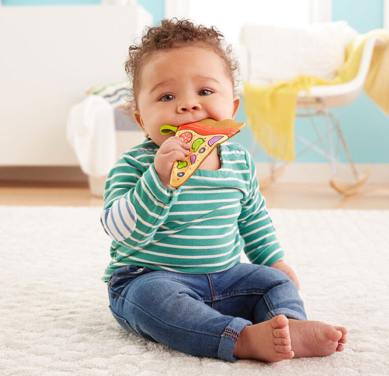 Fisher-Price Pizza Slice Teether
