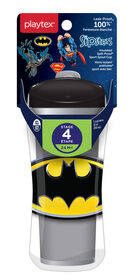 Playtex Sipsters Super Friends Sport Spout Sippy Cup 12oz - Batman.