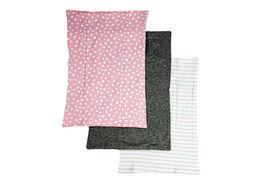 Emballage de 3 serviettes pour le rot en jersey Koala Baby.