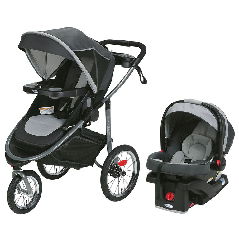 Graco Modes Jogger Travel System Admiral R Exclusive