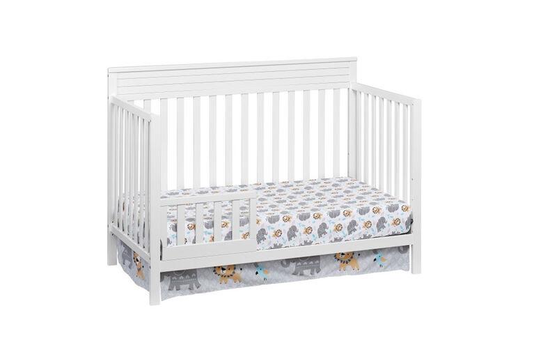 Oxford Baby Skyler Toddler Rail Snow White