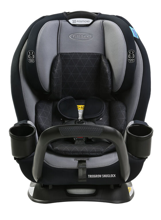 Graco TrioGrow SnugLock 3-in-1 Car Seat Featuring  Anti-Rebound Bar, Drew - R Exclusive