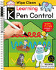 Learning Pen Control (Pre-K Wipe Clean Workbook) - English Edition