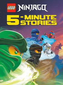 LEGO Ninjago 5-Minute Stories (LEGO Ninjago) - Édition anglaise