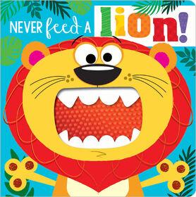 Ne jamais nourrir un lion - Édition anglaise