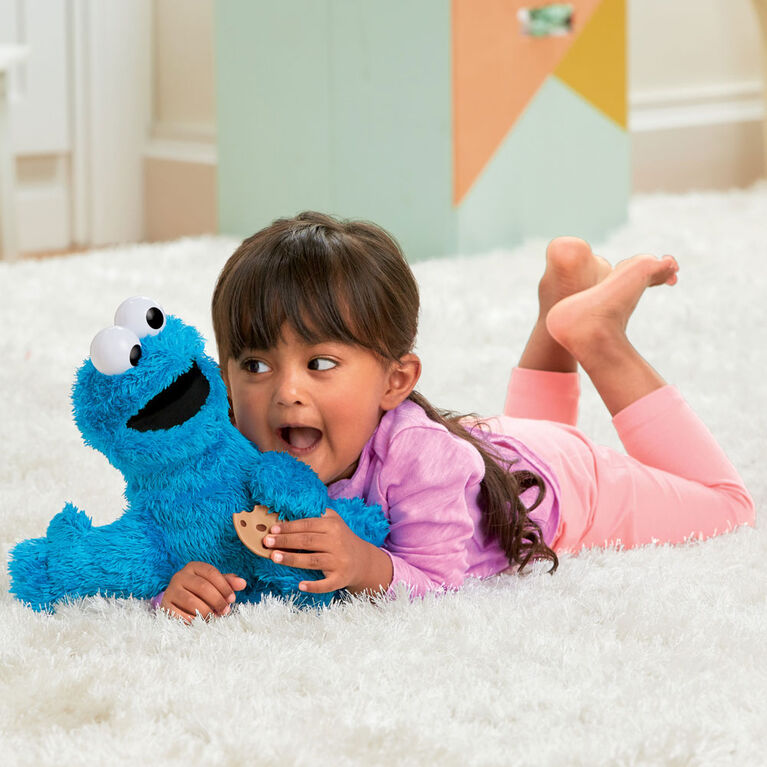Playskool Friends Sesame Street - Feed Me Cookie Monster - Édition anglaise