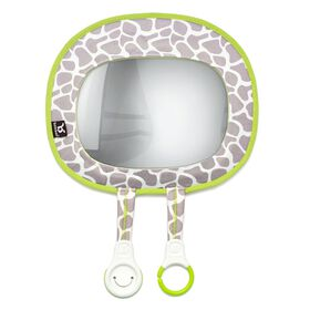 Benbat - G-Car Mirror - Beige/Green