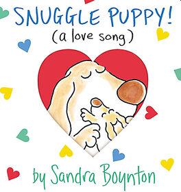 Snuggle Puppy - Boynton - English Edition