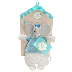 Meiya & Alvin - Alvin The Elephant Soft Toy