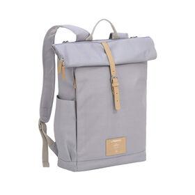 Rolltop Backpack Grey