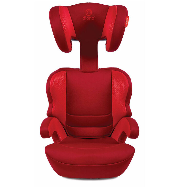 Diono Everett NXT  High Back Booster Seat - Red