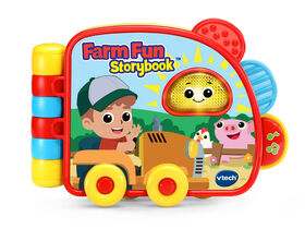 VTech Farm Fun Storybook - English Edition