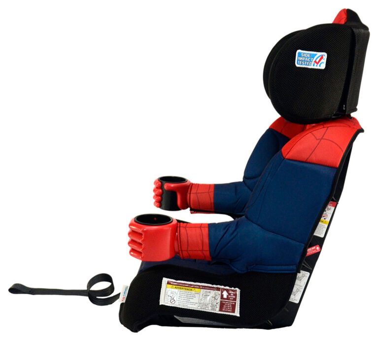 KidsEmbrace Friendship Combination Booster Car Seat - Spiderman