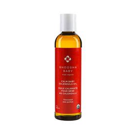 Shoosha Calm Baby Calendula Oil - Unscented