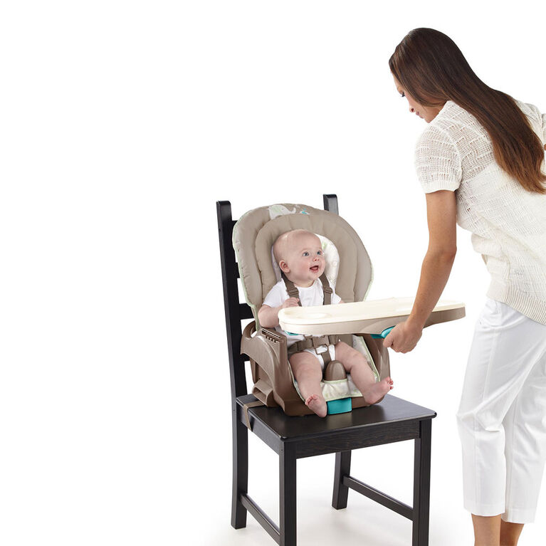Ingenuity Trio 3-in-1 Deluxe High Chair - Sahara Burst ...