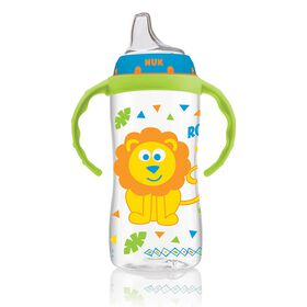 NUK Large Learner Cup 10oz - Blue/Green