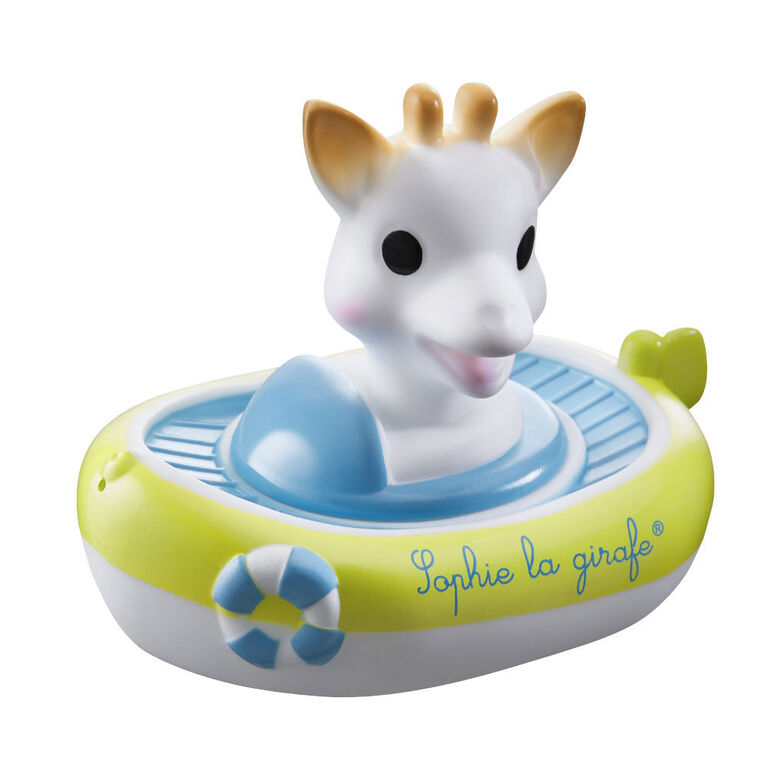 Sophie la girafe - Sophie Bathtub Boat