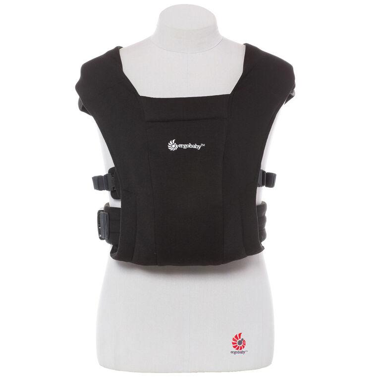 Ergobaby Embrace Cozy Newborn Carrier - Pure Black