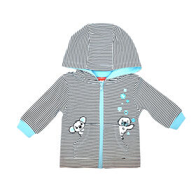 Fisher Price Hooded Cardigan - Blue, 3 months