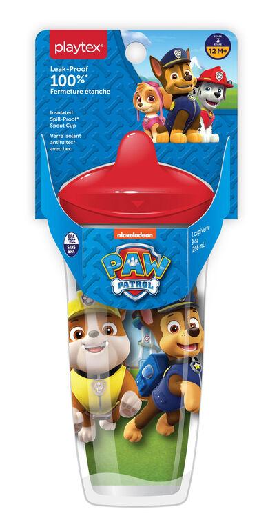 Playtex Paw Patrol Spout Sippy Cup, 9oz - Blue