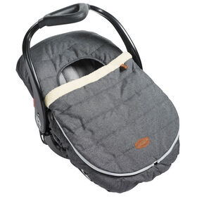 JJ Cole Car Seat Cover - Heather Grey