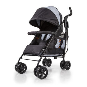 Poussette pratique 3Dtote CS+ de Summer Infant - Gris Gravier.
