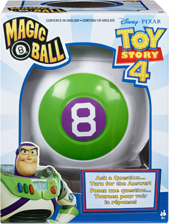 Disney Pixar Histoire de jouets 4 Magic 8 Ball