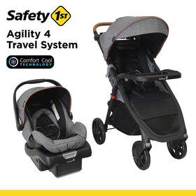 Système de voyage Agility 4 de Safety 1st - Notre exclusivité