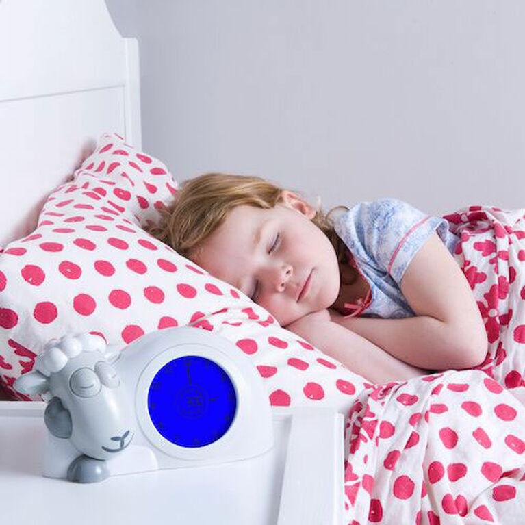 Zazu Sam Sleeptrainer & Nightlight - Grey