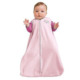 Halo Cotton SleepSack Pink - Extra Large
