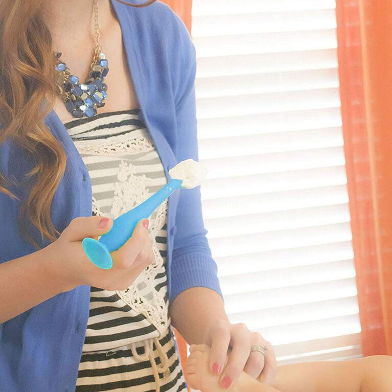 Baby Bumco Diaper Cream Brush - Blue