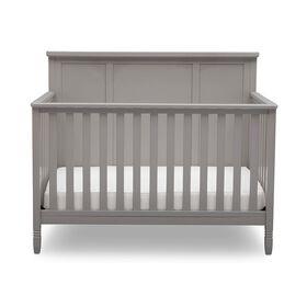 Delta Children Epic 4-in-1 Convertible Crib - Grey