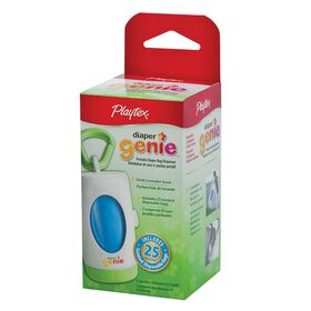 Playtex Baby Diaper Genie On-the-Go Portable Dispenser