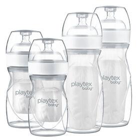 Playtex Baby Natural Nurser Bottle Gift Set
