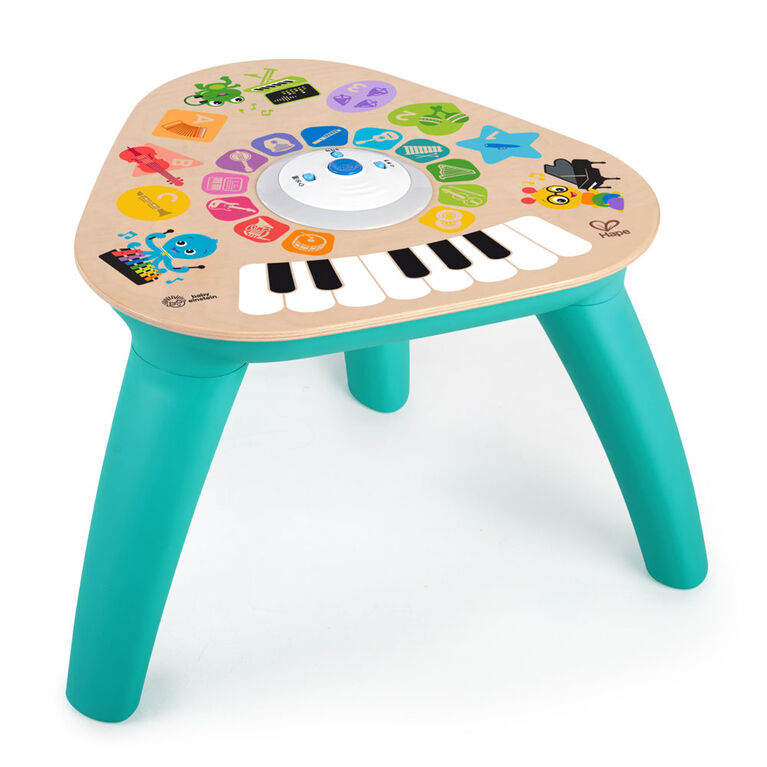 Clever Composer Tune Table Magic Touch Electronic Wooden Activity Toddler Toy