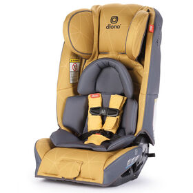 Diono radian 3 RXT Convertible Car Seat - Yellow Sulphur