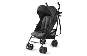 Poussette pratique par excellence 3DliteMD+ en gris mat Summer Infant<br>.