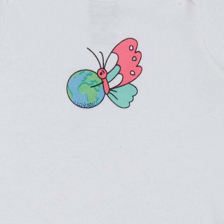 earth by art & eden Isla 3-Pack Bodysuit- 24 months