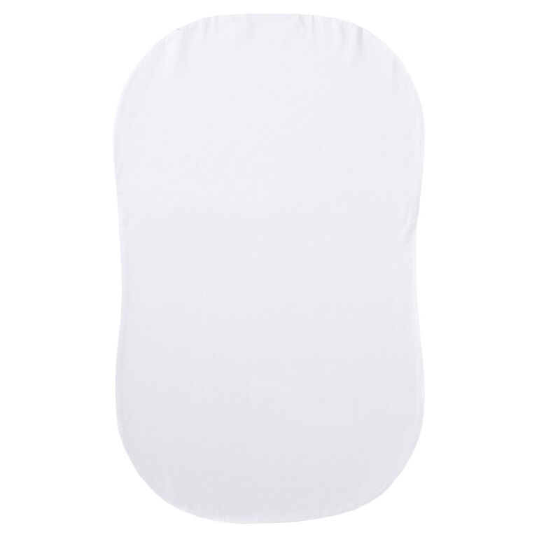 HALO Bassinest Organic Fitted Sheet