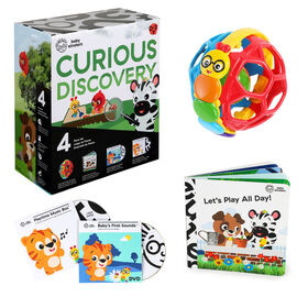 Baby Einstein Curious Discovery