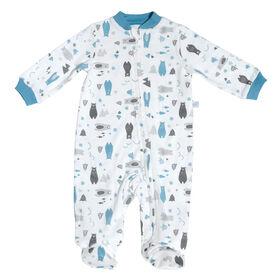 Pyjama en tricot - Ours, 6 Mois Perlimpinpin