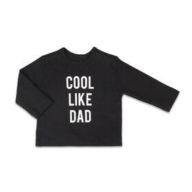 Chemise The Peanutshell Cool Like Dad interchangeable, layette pour bébé garçon - 3 Mois